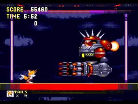 Sonic 3&K - Final Boss (VGM Karaoke)