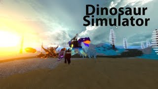 THE WAR AGAINST BASHER! | Roblox Dinosaur Simulator