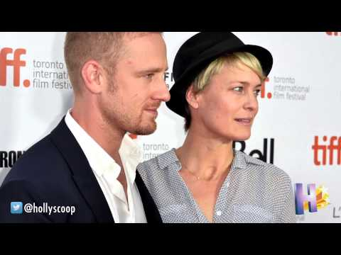 Robin Wright Engaged to 33 Year Old actor Ben Foster