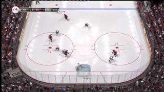 PS3 - NHL 13 - Be A GM - NHL Game 9 - New Jersey Devils vs Pittsburgh Penguins