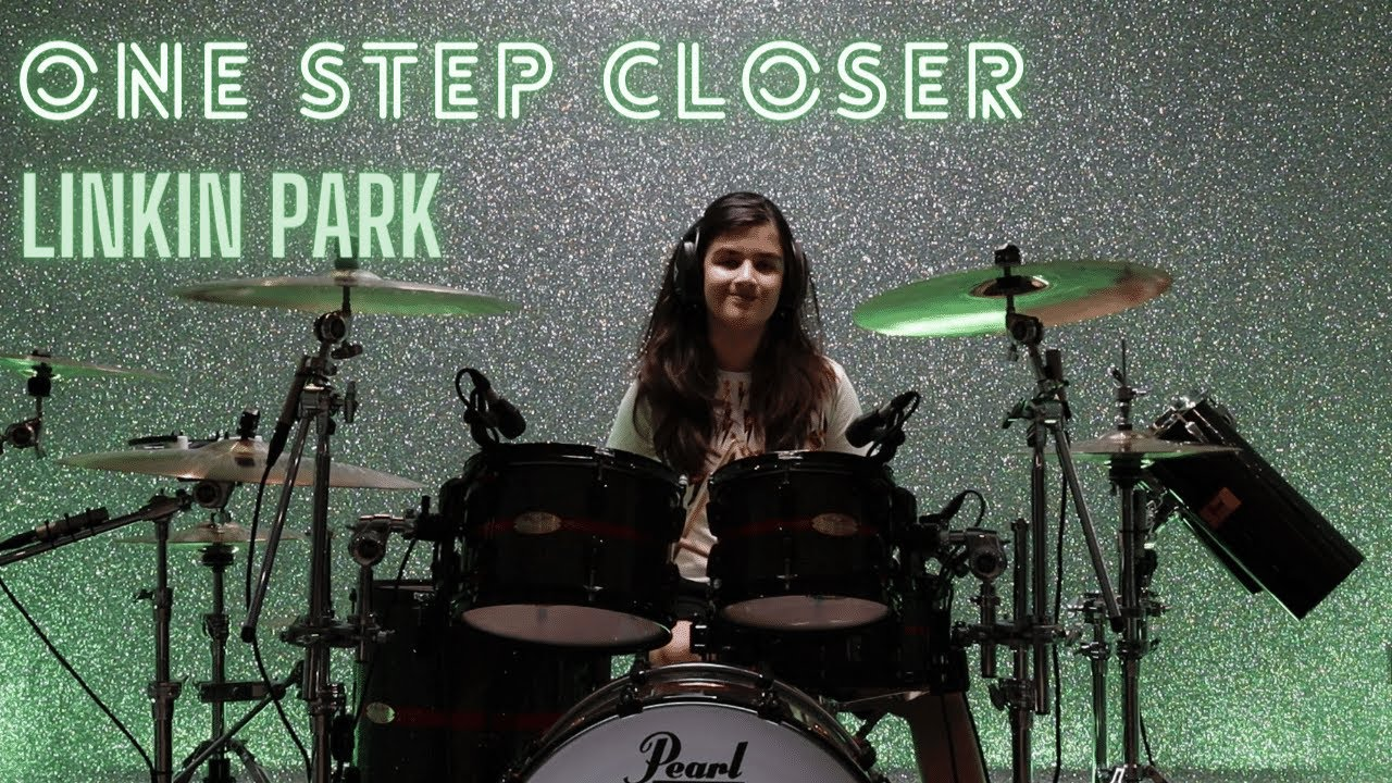 One Step Closer - Linkin Park | Drum cover By Henry Chauhan