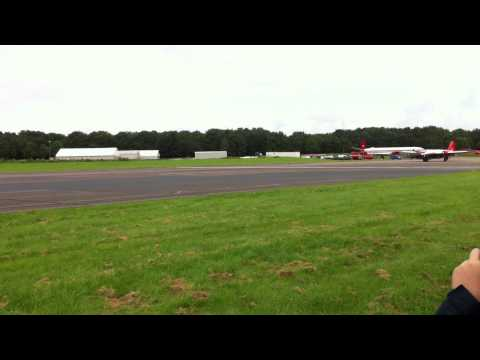 Canberra full power taxi Bruntingthorpe
