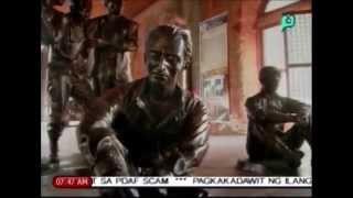 [GMB] ETC: Masasarap na pagkain at historical sites sa San Fernando, Pampanga [06 02 14]
