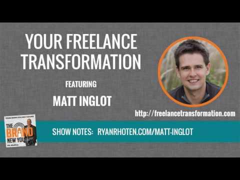 Matt Inglot Freelance Transformation