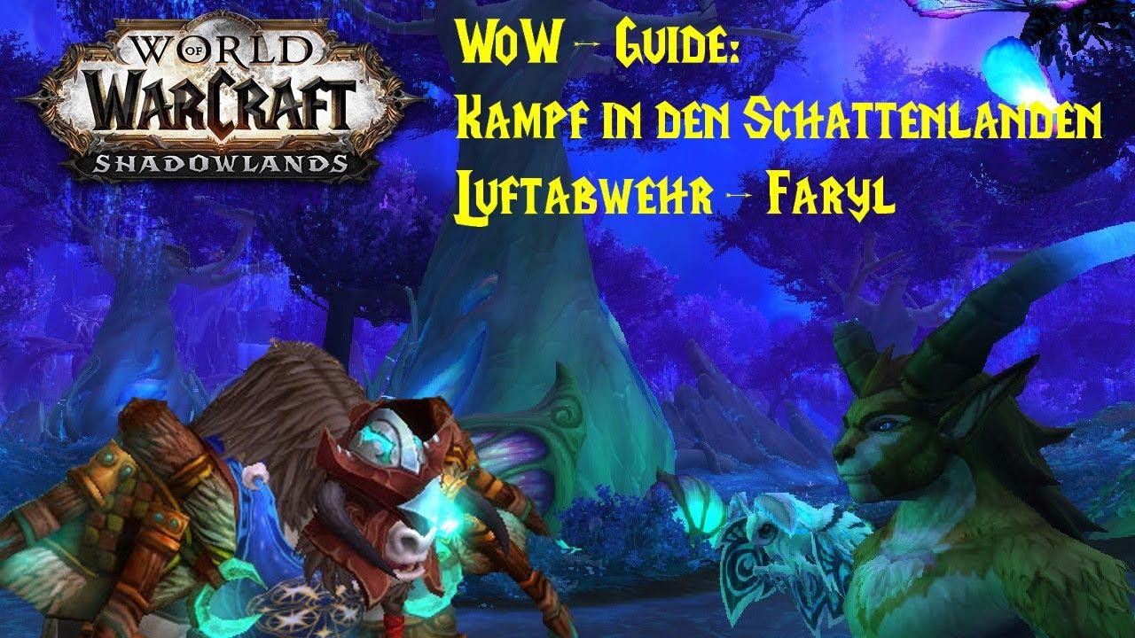 WoW-Guide: Erfolg: Kampf in den Schattenlanden - Faryl