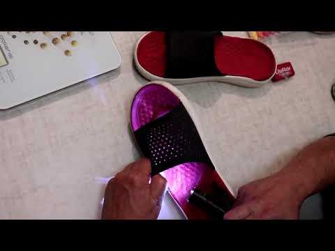 Тестирование тапок фимы Crocs