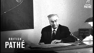 die Sond 5 Mission erläutert von Leonid I. Sedow (1968)