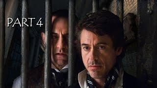Шерлок Холмс и секрет Ктулху - Настоящее безумие. Часть 4