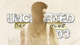 Uncharted (PL) #3 - Te pościgi, te wybuchy (Gameplay PL / Zagrajmy w)