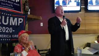 Michael Dreikorn - Lee County Trump Republican Club Forum - 11/20/2019