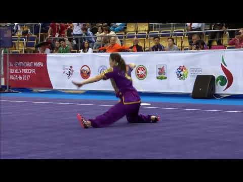 [14th WWC] Women's Gunshu - Stephanie Lim - 9.15 [USA]
