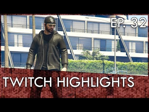 Gtamen Twitch Highlights Ep. 32: Unlucky Jumps, Building Tryhards and The Lion King