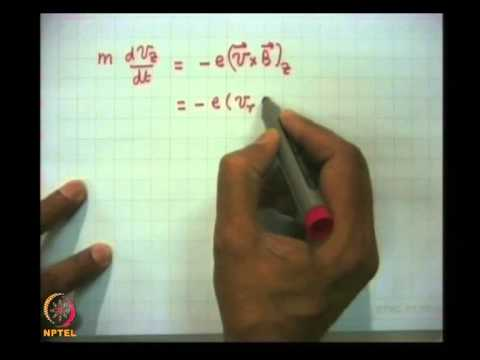 Mod-01 Lec-22 Adiabatic Invariance of Magnetic Moment and Mirror confinement