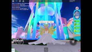 Dark Fairy To A Light Fairy ROBLOX Royal High