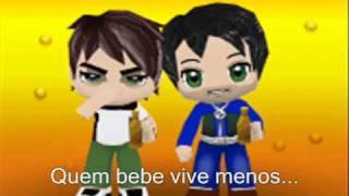 QUEM BEBE VIVE MENOS-RICARDO & JOÃO FERNANDO COM BUDDYPOKE