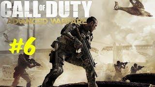 Call Of Duy Advanced Warfare #6 Walkthrough Gameplay
