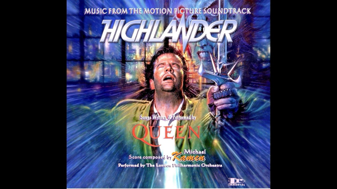 highlander 25th anniversary collection
