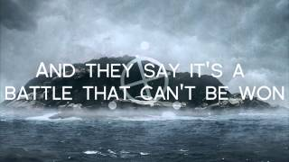 Our last night - Same old war (lyrics video)