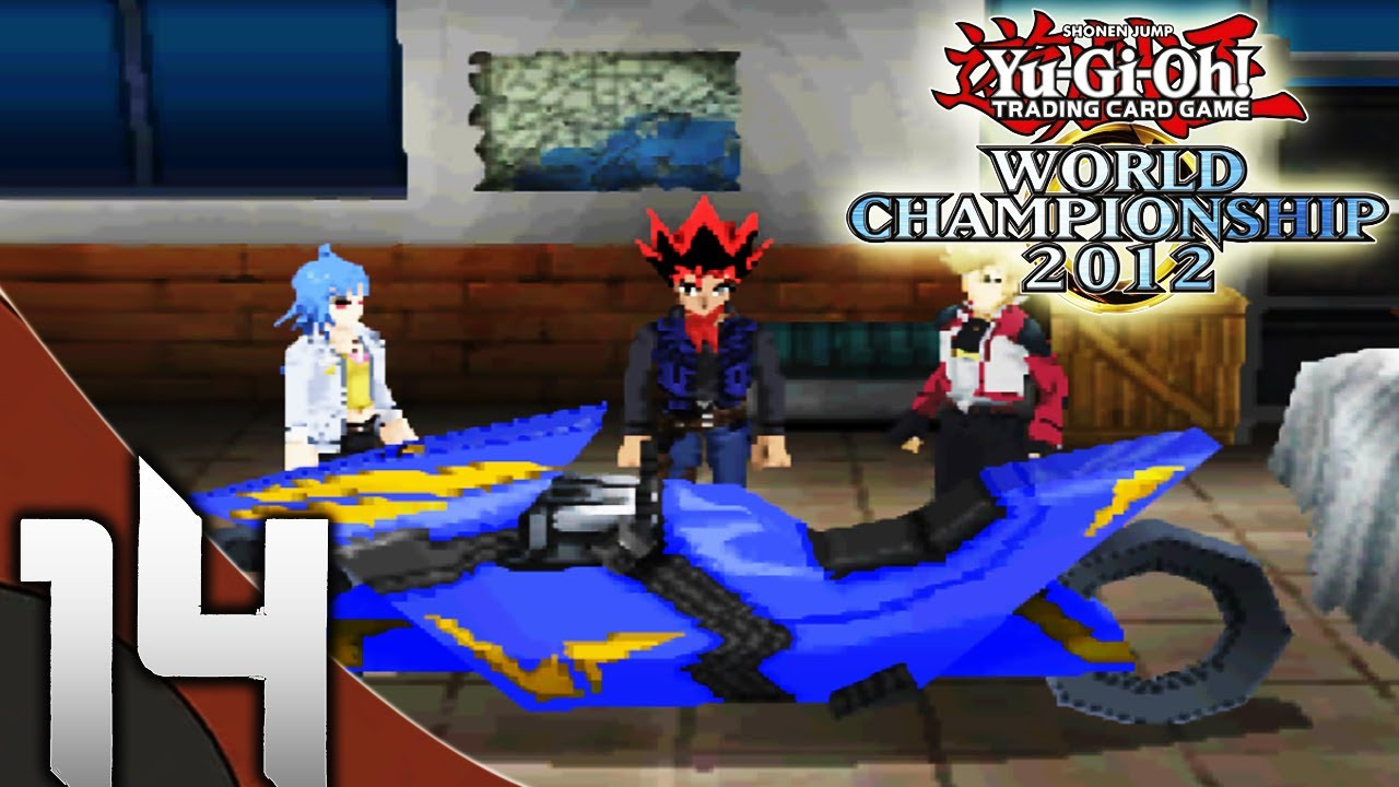 Lets Play Yu Gi Oh World Championship 2011 Part 14  german