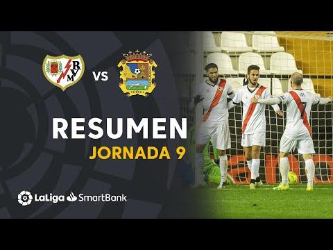 Vallecano CF Fuenlabrada Goals And Highlights