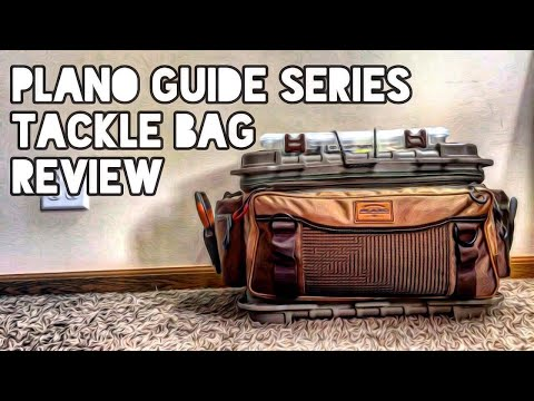 Plano Guide Series Tackle Bag Review