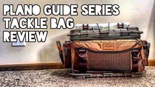 Plano molding plabg370 plano guide series 3700 tackle bag. Plano Guide Series Tackle Bag Review Youtube