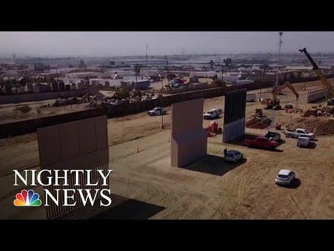 Legal Battles Loom: Trump Declares National Emergency For Border Wall Funding | NBC Nightly News
