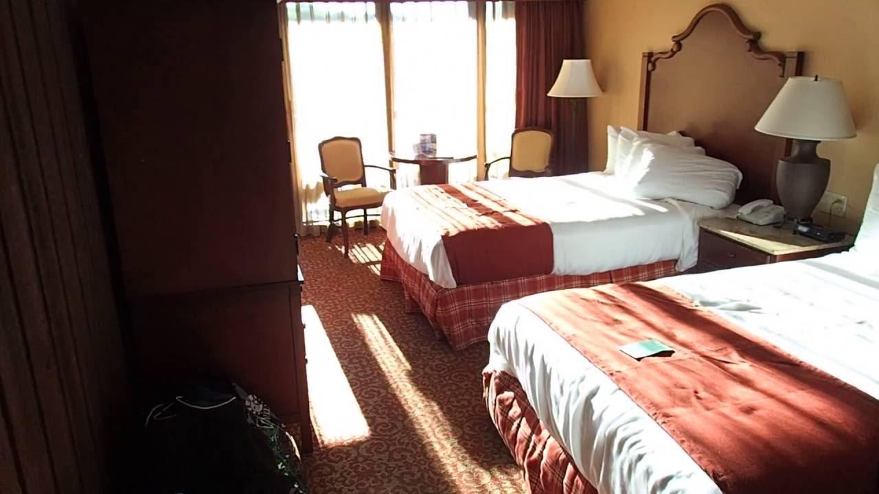 Lake Barkley State Resort Park Lodge Hotel Room Dog Friendly Cadiz Kentucky