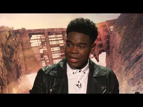 Maze Runner: The Scorch Trials Interview: Ki Hong Le, Dexter Darden & Thomas Brodie-Sangster