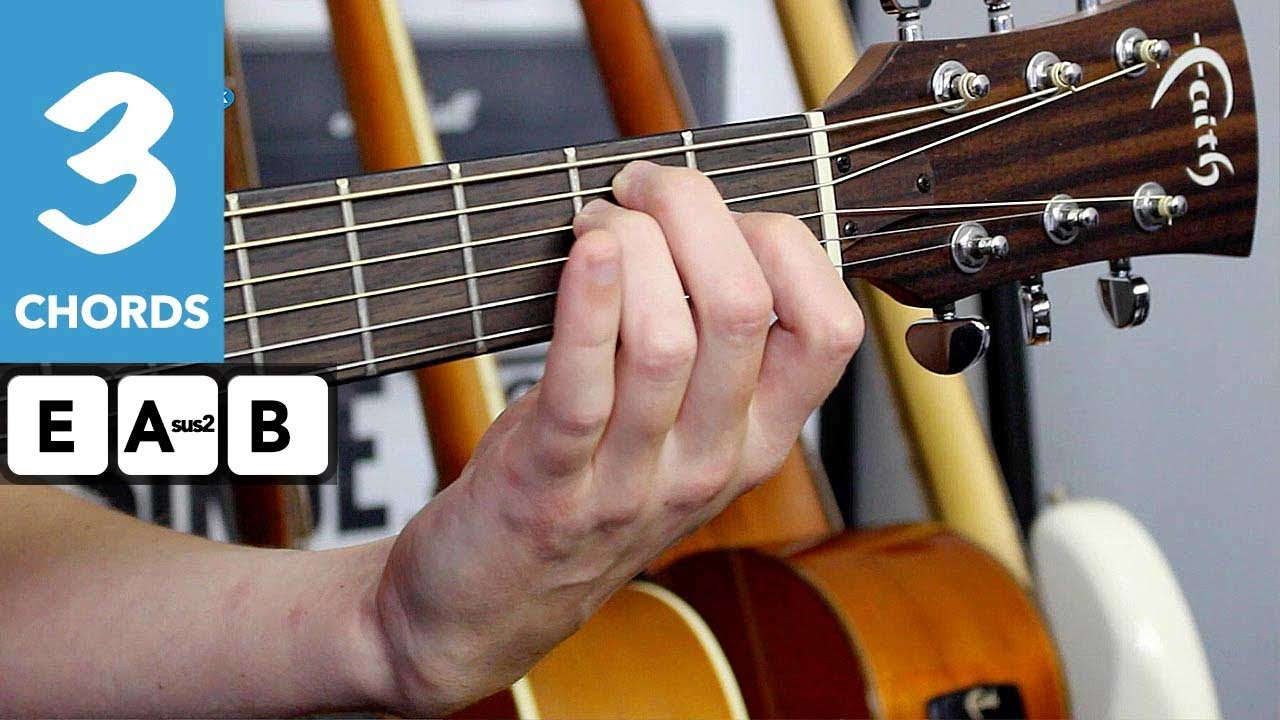'Wait In Vain' Beginners Guitar Lesson Song Tutorial - Bob ...