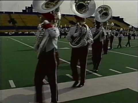 Del City High School Marching Band - OBA 1998-1999