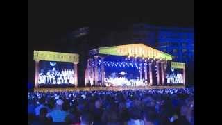 Concert Andre Rieu, vineri 5 iunie 2015 (5.06.2015), Bucuresti, Piata Constitutiei 15