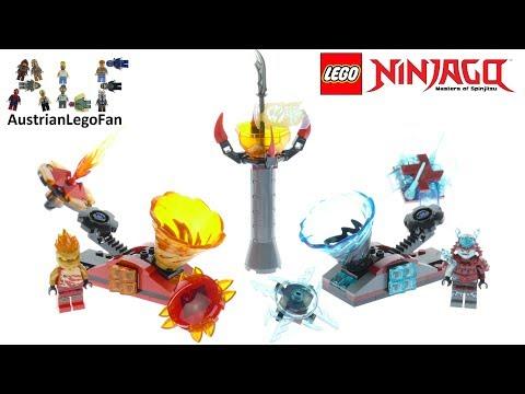 Lego Ninjago 70684 Spinjitzu Slam - Kai Vs. Samurai Speed Build