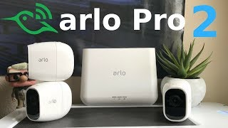 Arlo Pro 2.. The KING of DIY Camera Systems