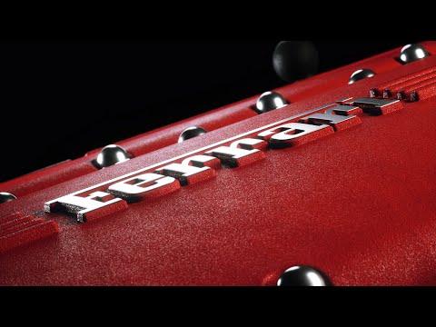 Marc Newson on Ferrari