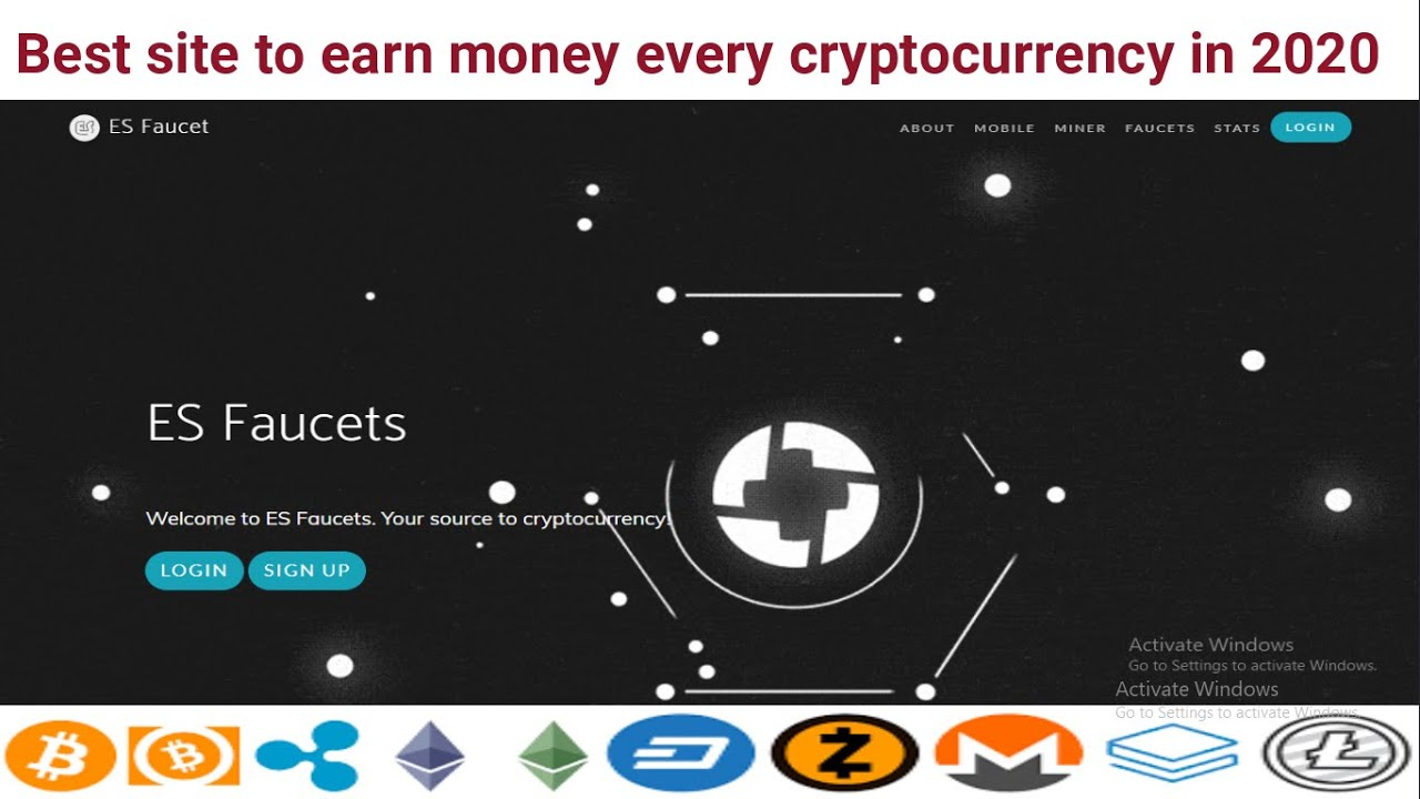 best site to learn about cryptocurrency