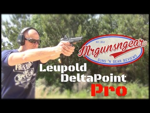 Leupold DeltaPoint Pro Review - A Sight for Every Kind of Shooter