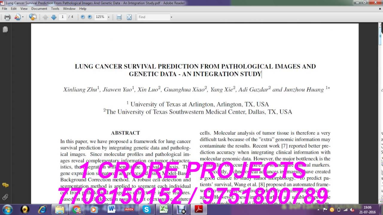 ieee 2016 -2017 matlab projects   ieee 2016 matlab projects in chennai - 1  Crore Projects
