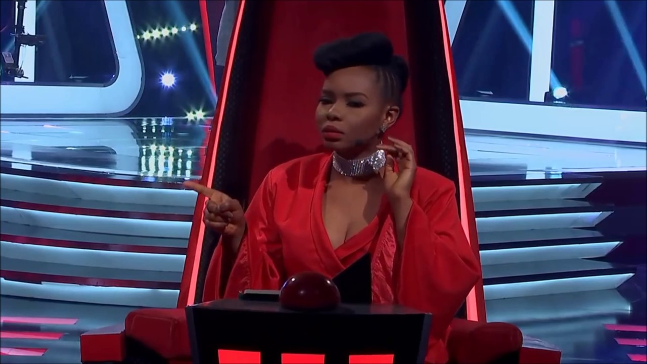 """Download Paulyn Bob Sings """"Sorry"""" /Blind Auditions /The voice Nigeria Season 2"""