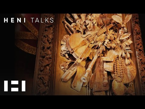 Grinling Gibbons: The Carved Room At Petworth House