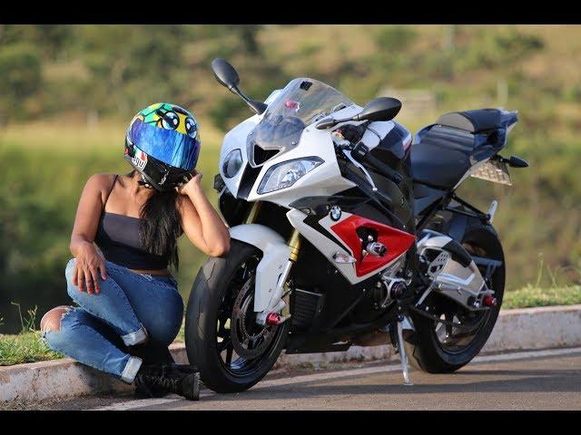 S1000 RR/ BATE PAPO DO DIA
