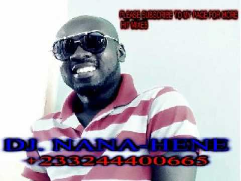 AFRO PARTY MIX WITH DJ NANA HENE