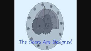 Unconventional Wood Clock Design.wmv
