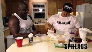 Fresh Out Spreads EP 5: Chicken Teriyaki