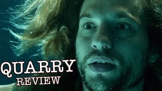 ​Quarry Review – Cinemax's New Show, Logan Marshall-Green