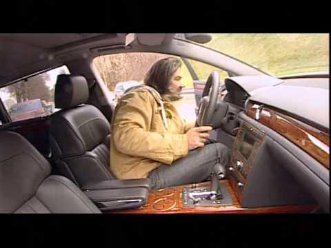 Наши тесты - Непризнанные - Volkswagen Phaeton