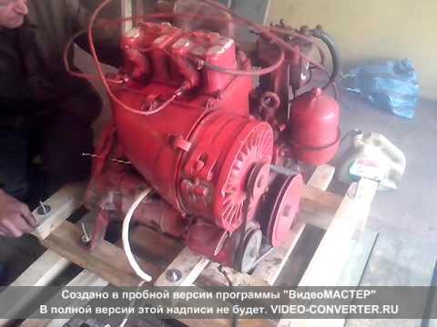 видео: продам двигатель Д-21 для трактора Т-25, Т-16