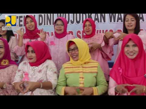 Kegiatan Deteksi Dini Wujudkan Wanita Indonesia Bebas kanker Serviks dan Payudara