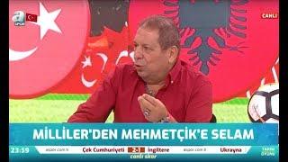 Türkiye 1 - Arnavutluk 0 Erman Toroğlu Milli Maç Sonrası Yorumları / A spor