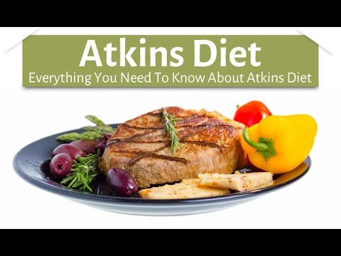 How does the atkins diet work